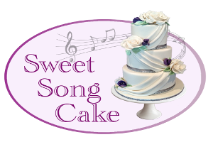 Sweet Song Cake Logo
